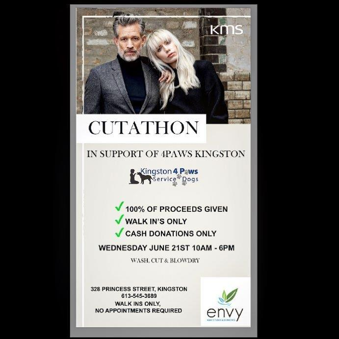 Envy Cutathon